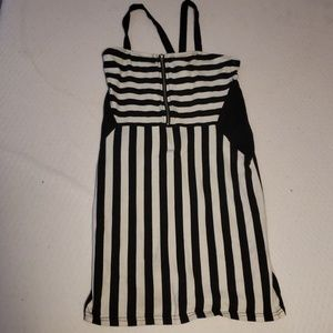 Divided size 8 dress